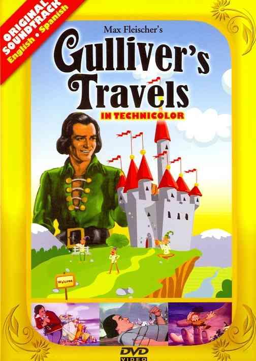GULLIVER'S TRAVELS BY FLEISCHER,DAVE (DVD)